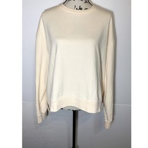 All Saints Pullover Sweater Side Splits